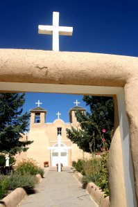 San Francisco de Asis - Rancos de Taos, NM